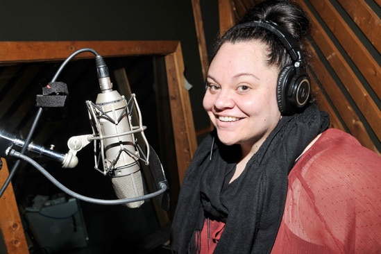 Hands on a Hardbody – Album Recording – Keala Settle