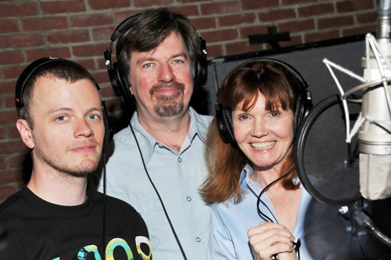 Hands on a Hardbody – Album Recording – David Larsen – Scott Wakefield – Connie Ray