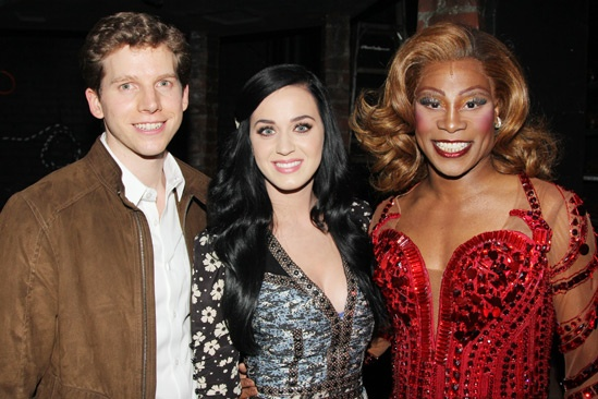 Kinky Boots- Stark Sands- Katy Perry- Billy Porter