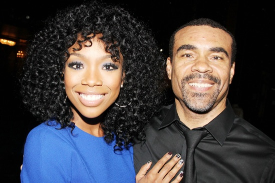 Brandy at 'Motown' — Brandy — Joseph Joubert