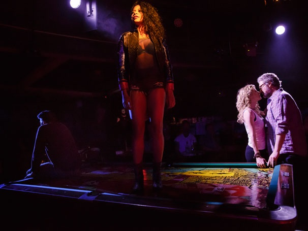 Show Photos - <i>Murder Ballad</i> - Will Swenson - Rebecca Naomi Jones - Caissie Levy - John Ellison Conlee