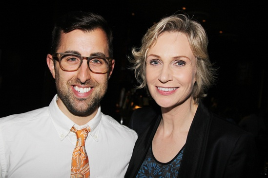 Annie Jane Lynch Opening- Joey Chancey- Jane Lynch