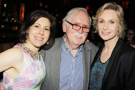 Annie Jane Lynch Opening- Arielle Tepper Madover- Thomas Meehan- Jane Lynch