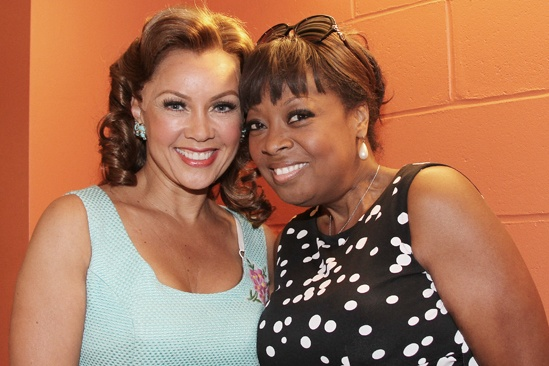 The Trip to Bountiful – Celebrity Visits – Vanessa Williams – Star Jones