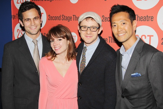 Second Stage – 2013 Gala – Matt Dellapina – Aubrey Dollar – Chris Perfetti – Louis Ozawa Changchien