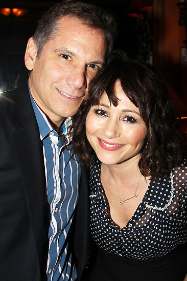 Frances Ruffelle at 54 Below – Frances Ruffelle – Willy Falk