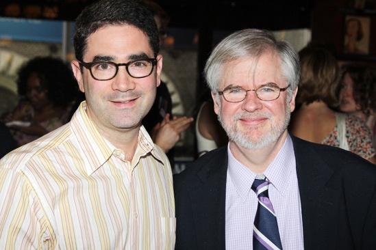 Off Broadway Alliance Awards – 2013 – Jonathan Tolins – Christopher Durang