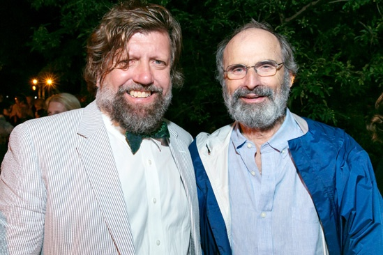 'The Comedy of Errors' Opening in Central Park — Oskar Eustis — Daniel Sullivan