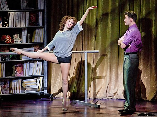 Show Photos - Flashdance - tour - Matthew Hydzik - Jillian Mueller