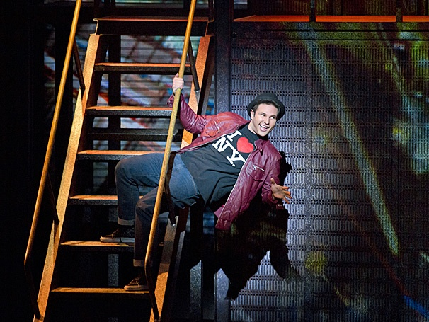 Show Photos - Flashdance - tour - David R. Gordon