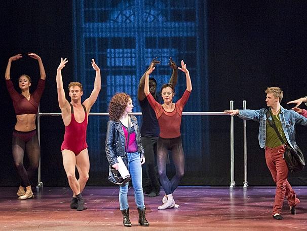Show Photos - Flashdance - tour - Jillian Mueller