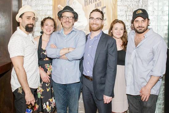 Rantoul and Die - Opening Night - Matthew Pilieci - Sarah Lemp - Mark Roberts - Jay Stull - Vanessa Vache - Derek Ahonen