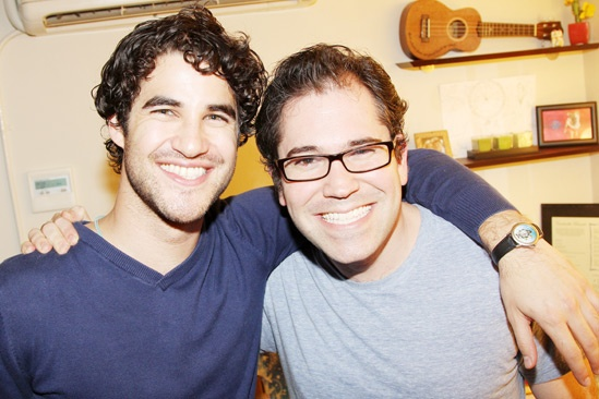 Darren Criss at Cinderella – Darren Criss – Andy Einhorn