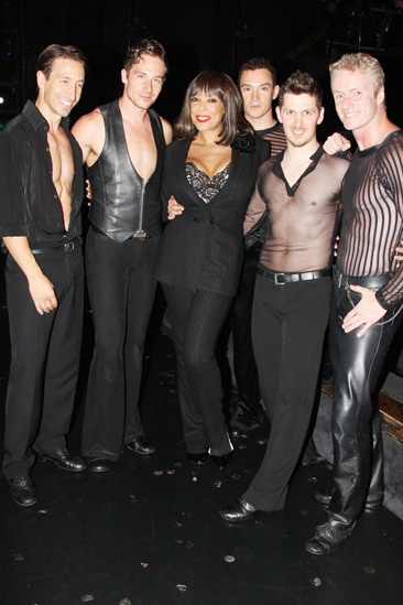 Christie Brinkley at Chicago -  Adam Zotovich - Nathan Madden - Wendy Williams - Amos Wolff - Denny Paschall - Brian O'Brien