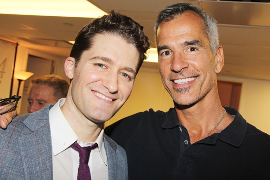 54 Below- Matthew Morrison- Jerry Mitchell