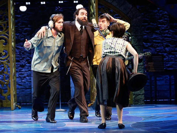 Show Photos - Soul Doctor - JC Schuster - Eric Anderson - Ian Paget - Alexandra Frohlinger