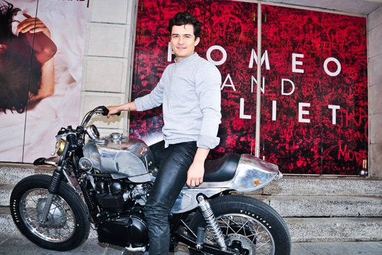 Romeo and Juliet - Marquee - Orlando Bloom