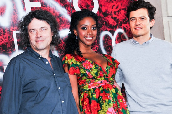 Romeo and Juliet - Marquee - David Leveaux - Condola Rashad - Orlando Bloom