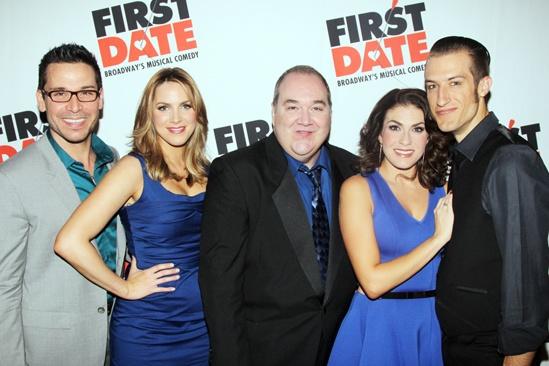 'First Date' Opening — Kristoffer Cusick — Sara Chase — Blake Hammond — Kate Loprest — Bryce Ryness
