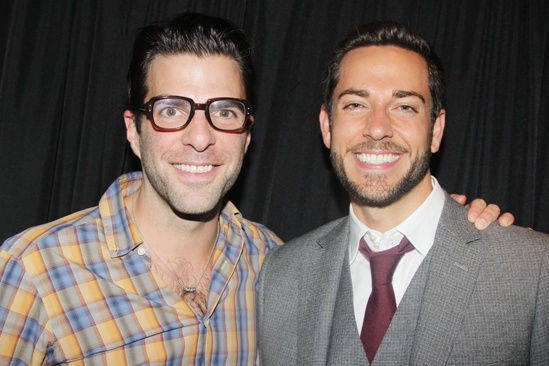 'First Date' Opening — Zachary Quinto — Zachary Levi