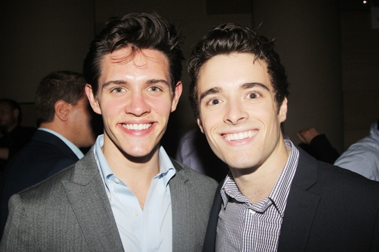 'First Date' Opening — Corey Cott