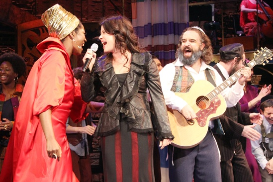 Soul Doctor Opening- Amber Iman- Neshama Carlebach- Eric Anderson