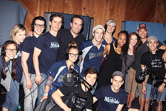 Matilda – Album Recording – Ensemble Company