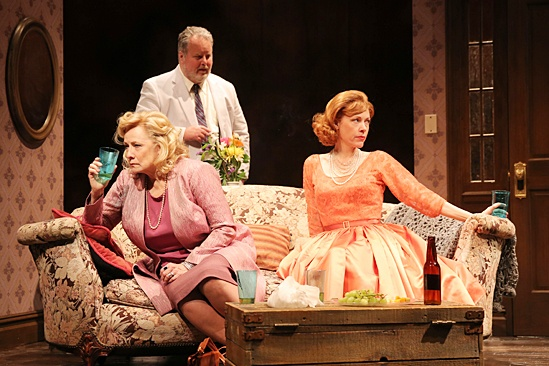 'The Old Friends' Show Photos - Betty Buckley - Adam LeFevre - Veanne Fox