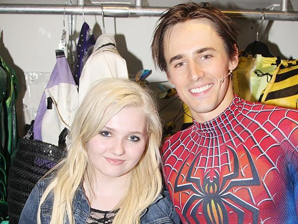 Abigail Breslin - Spider-Man - Abigail Breslin - Reeve Carney
