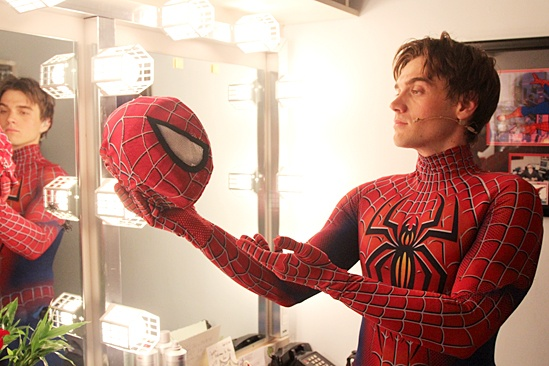 Justin Matthew Sargent Joins Spider-Man – Justin Matthew Sargent