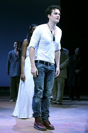 Romeo and Juliet – Opening Night – Orlando Bloom
