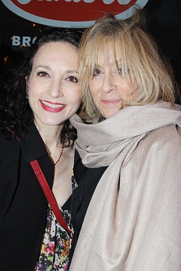 Flea Market 2013 – Bebe Neuwirth – Judith Light