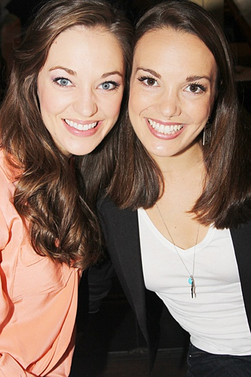 Photo of Kara Lindsay & her friend   -