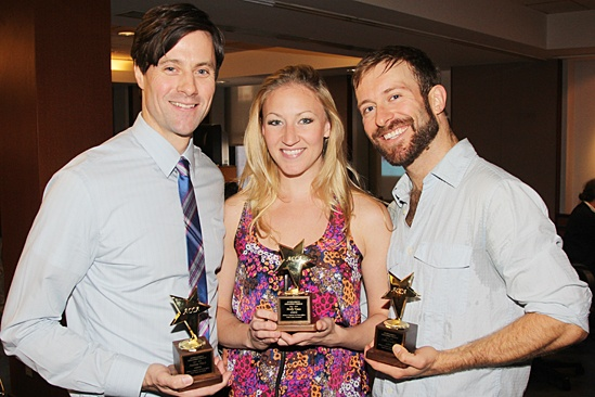 Pippin - ACCA Award – Andrew Fitch - Molly Tynes – Colin Cunliffe