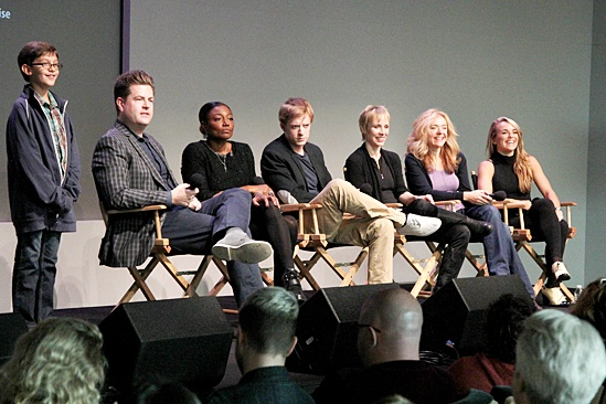 Pippin – Apple Store Soho – Ashton Woerz – Paul Wontorek – Patina Miller – Matthew James Thomas – Charlotte d'Amboise – Rachel Bay Jones – Viktoria Grimmy