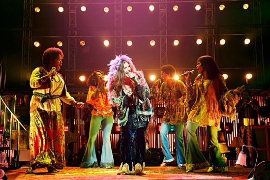 <I>A Night with Janis Joplin</I>: Show Photos - Taprena Michelle Augustine - De'Adre Aziza - Mary Bridget Davies - Allison Blackwell - Nikki Kimbrough