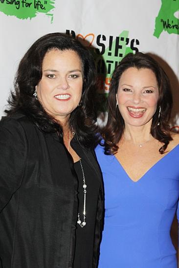 Rosie's Theater Kids Gala – Rosie O'Donnell – Fran Drescher