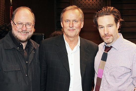 A Time to Kill – John Grisham Visit – Rupert Holmes – John Grisham – Ethan McSweeny