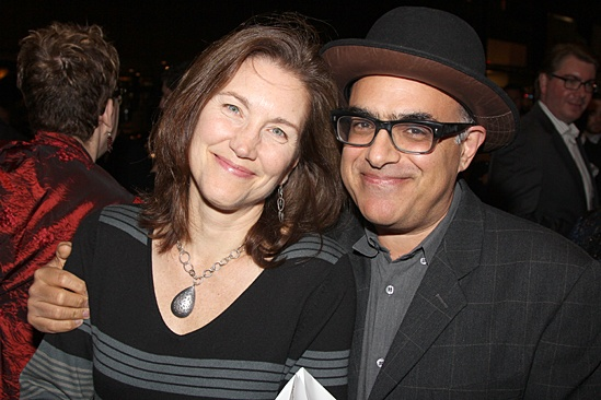 'The Glass Menagerie' Opening — Betsy Yazbek — David Yazbek