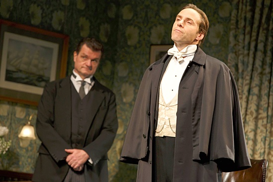 'The Winslow Boy' Show Photos — Michael Cumpsty — Alessandro Nivola