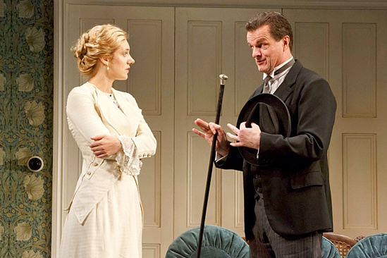 'The Winslow Boy' Show Photos — Charlotte Parry — Michael Cumpsty