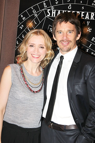 Macbeth – Meet and Greet – Anne-Marie Duff – Ethan Hawke