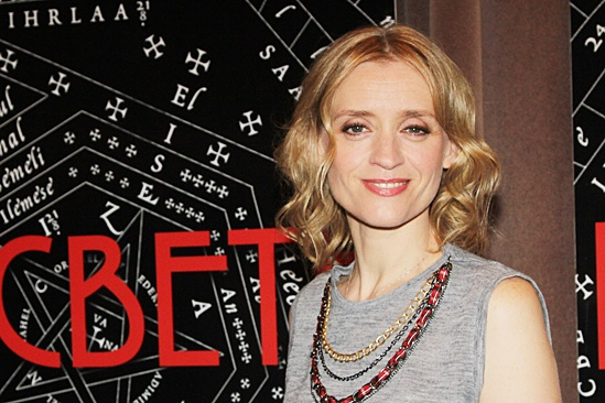 Macbeth – Meet and Greet – Anne-Marie Duff