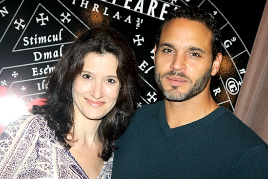 Macbeth – Meet and Greet – Bianca Amato – Daniel Sunjata