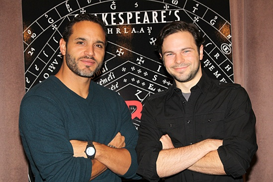 Macbeth – Meet and Greet – Daniel Sunjata – Jonny Orsini