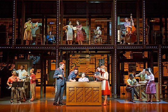 <i>Beautiful: The Carole King Musical</i>: Show Photos — cast