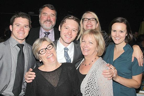 Big Fish – Opening Night – Bobby Steggert – family