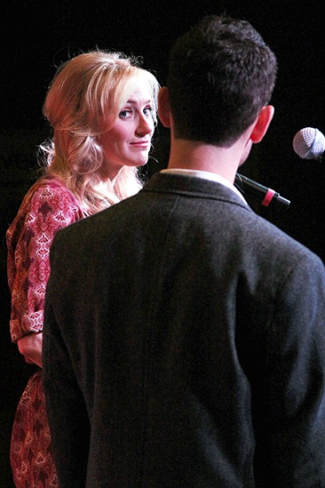 The Last Five Years – CD Signing – Betsy Wolfe – Adam Kantor