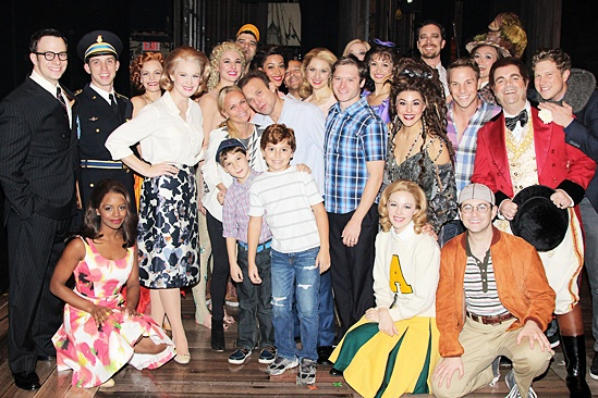 Big Fish – Kristin Chenoweth Visit – cast