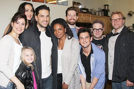 Little Miss Sunshine – Audra visit – cast – Will Swenson – Audra McDonald